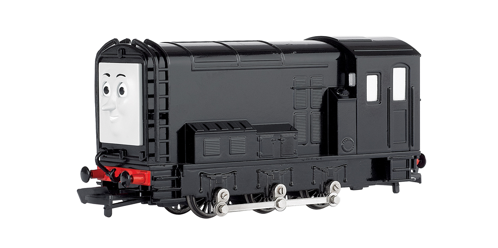 Diesel (with moving eyes) (HO Scale)