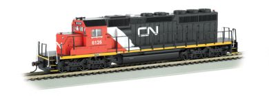 Canadian National #6126 - SD40-2 - DCC