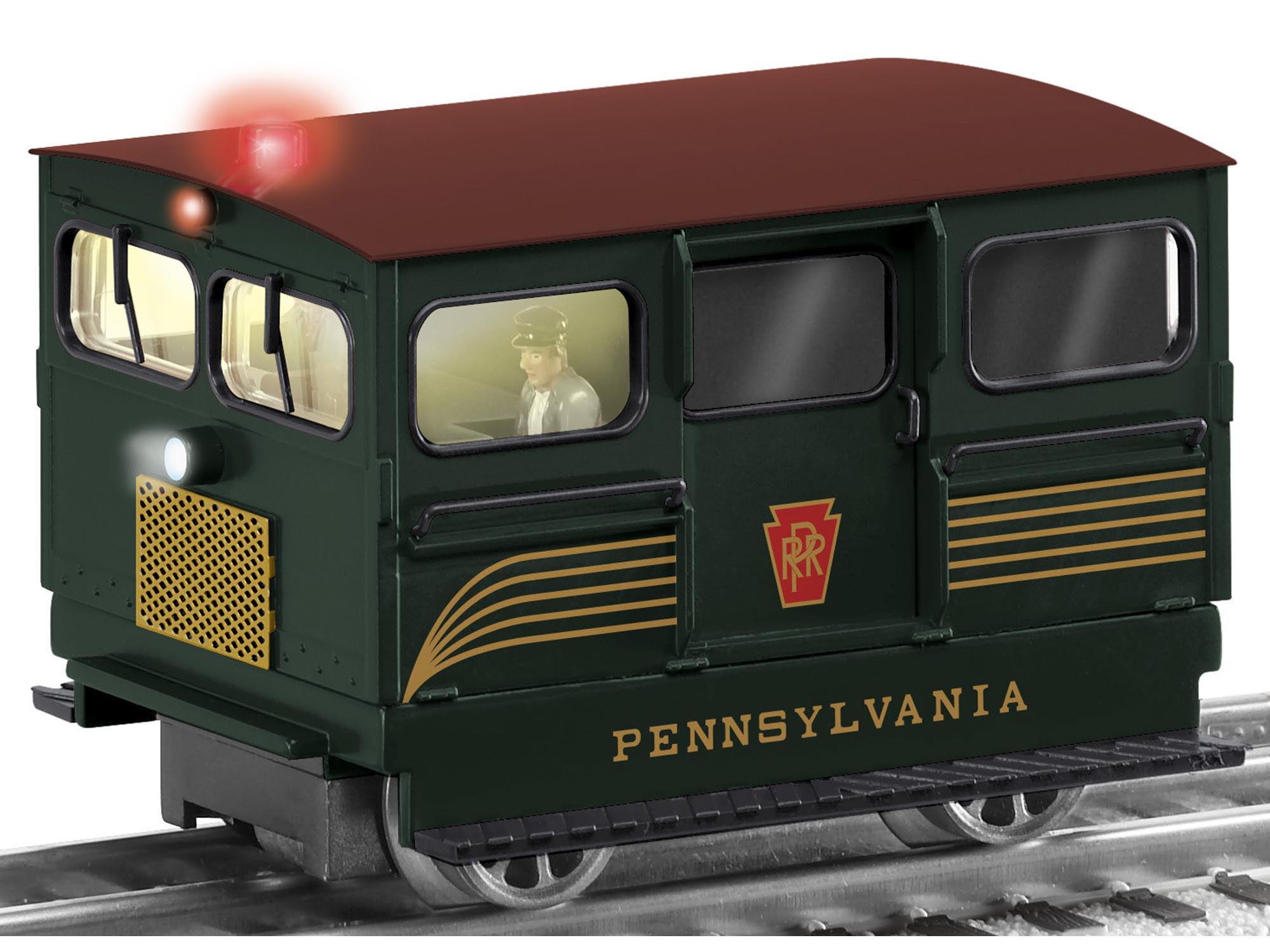 6-37063 PENNSYLVANIA TMCC SPEEDER