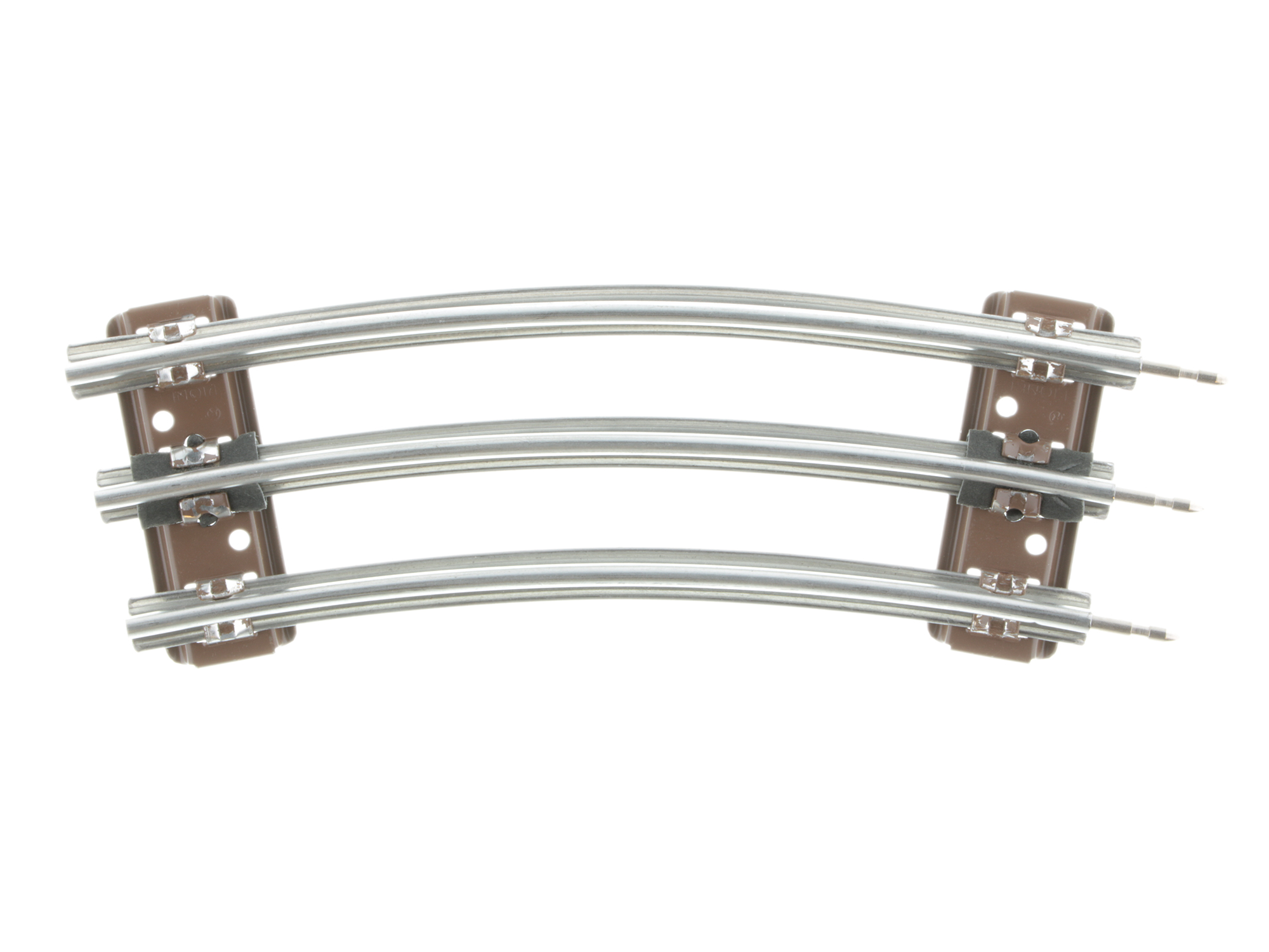 6-65014 1/2 CURVE TRACK SECTION (0-27 GAUGE)