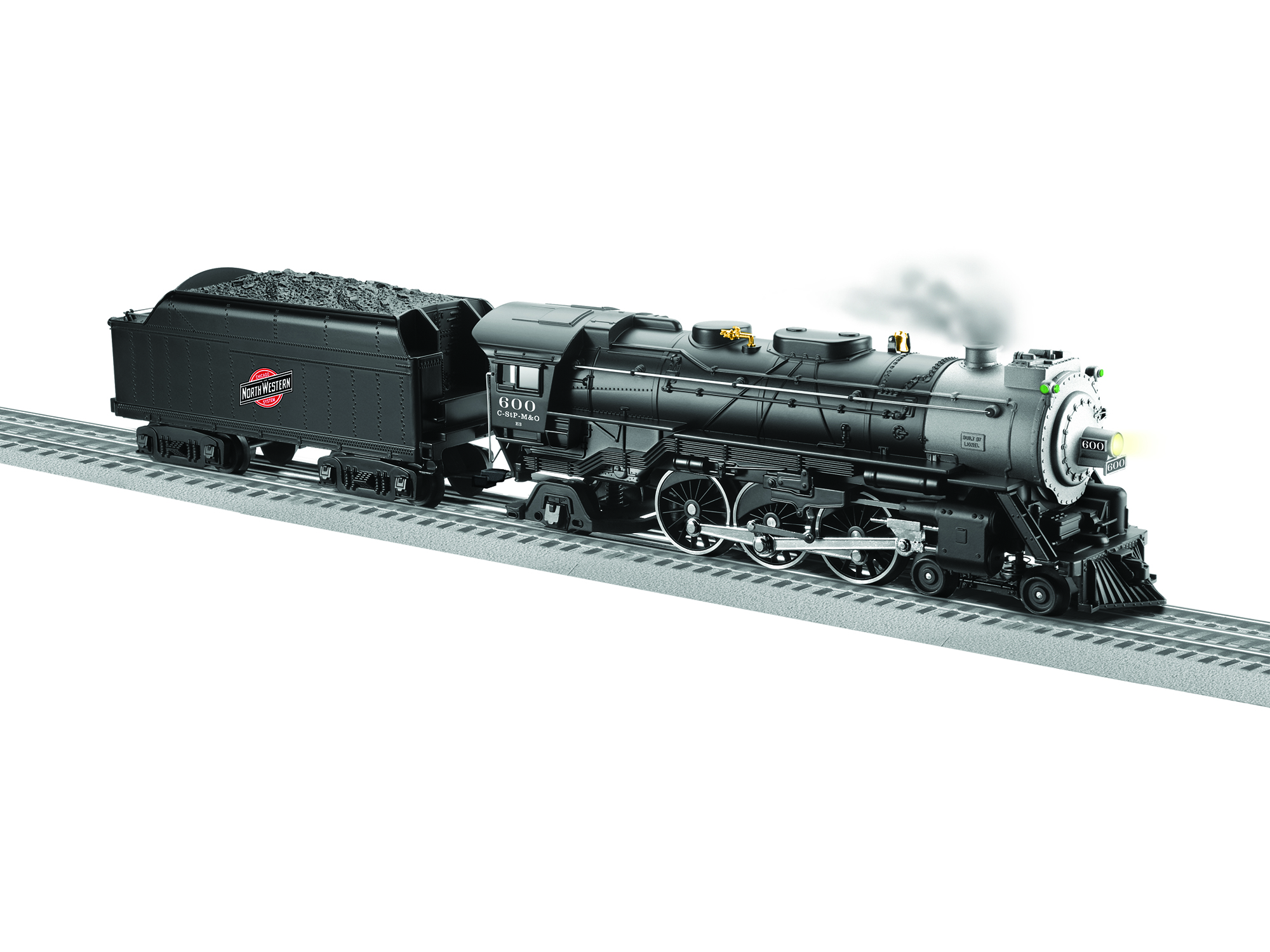 6-82971 CHICAGO & NORTH WESTERN LIONCHIEF™ PLUS 4-6-2 PACIFIC
